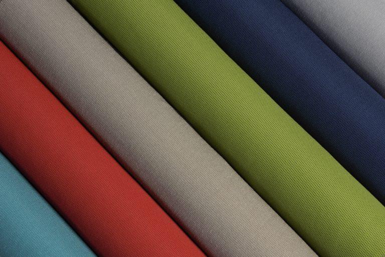 Phifer GeoBella Standard Solids and Stripes Außenkissen- und Kissenstoff
